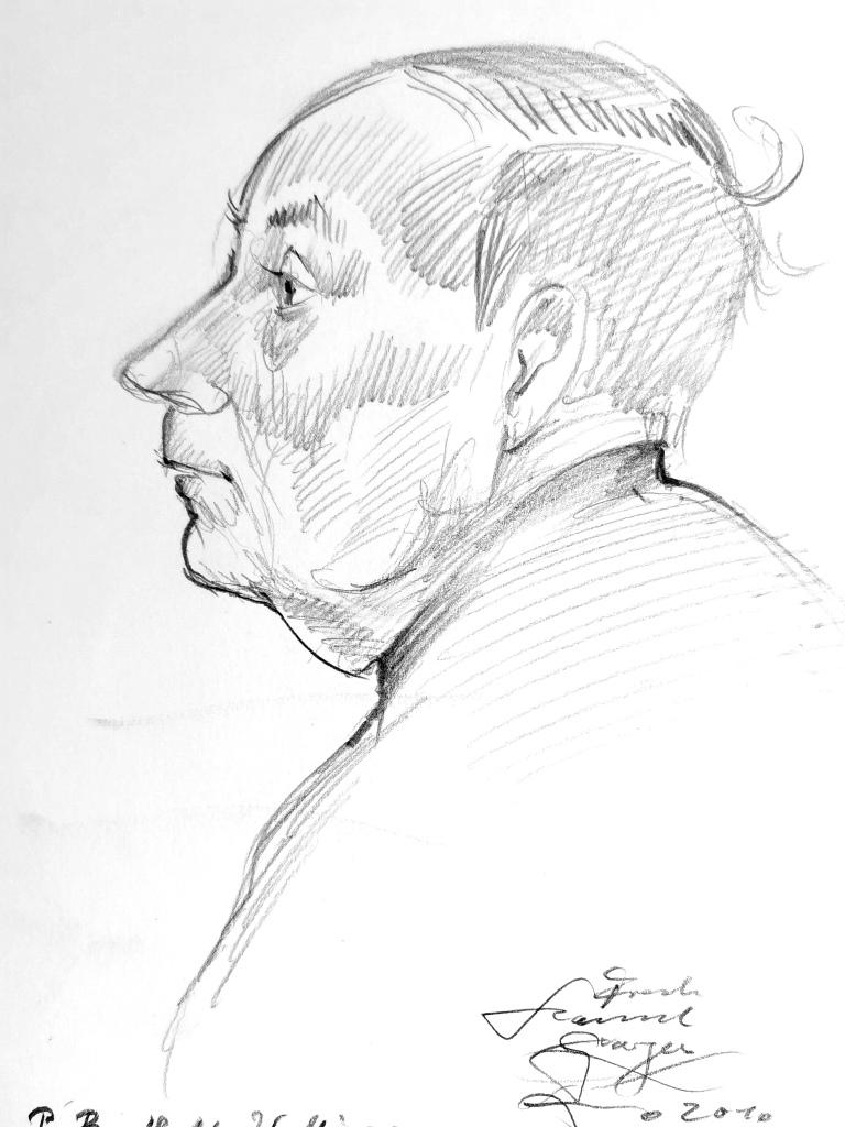 Portrait eines Predigers, 2010